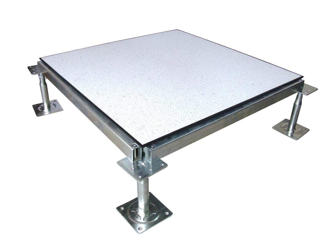 Raised flooring system wave digital systems for Elevated floor